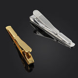 Simple & Slim Tie Clips