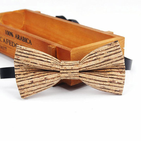 Cork Bow Ties