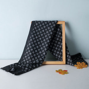 Patterned Cashmere Scarves