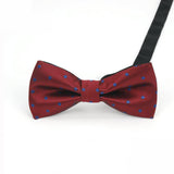 Multicolor Dotted Bow Tie