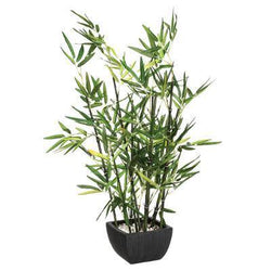 Plante Bambou artificiel en pot