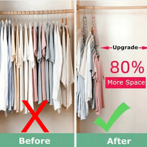 9 In 1 Hanger™️- Multi-Layer Folding Hanger - Trendy World