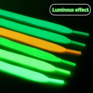 LumiLaces™️- 1 Pair Luminous Stylish Shoelaces (100CM) - Trendy World