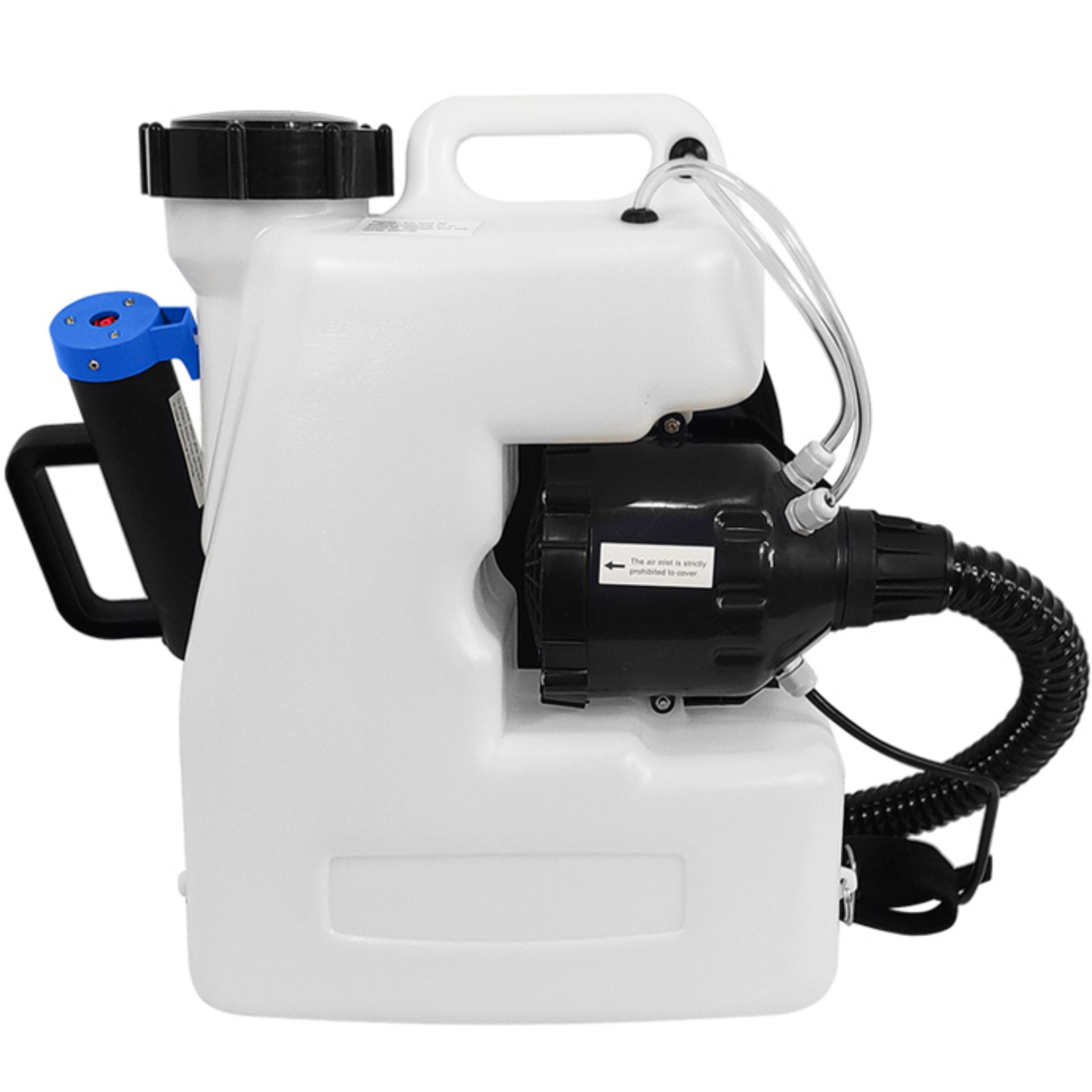 Yanto ULV Fogger Sprayer - Portable Fogging Machine, Disinfectant Sprayer for Public Places/Garden/Industrial - 10L/12L/16L Capacity Foggers for Disinfection