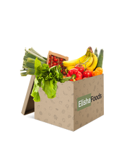 Load image into Gallery viewer, Elisha Foods Organic Fruit and Veg Box - Home Delivery Bayside Melbourne