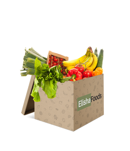 Elisha Foods Organic Fruit and Veg Box - Home Delivery Bayside Melbourne