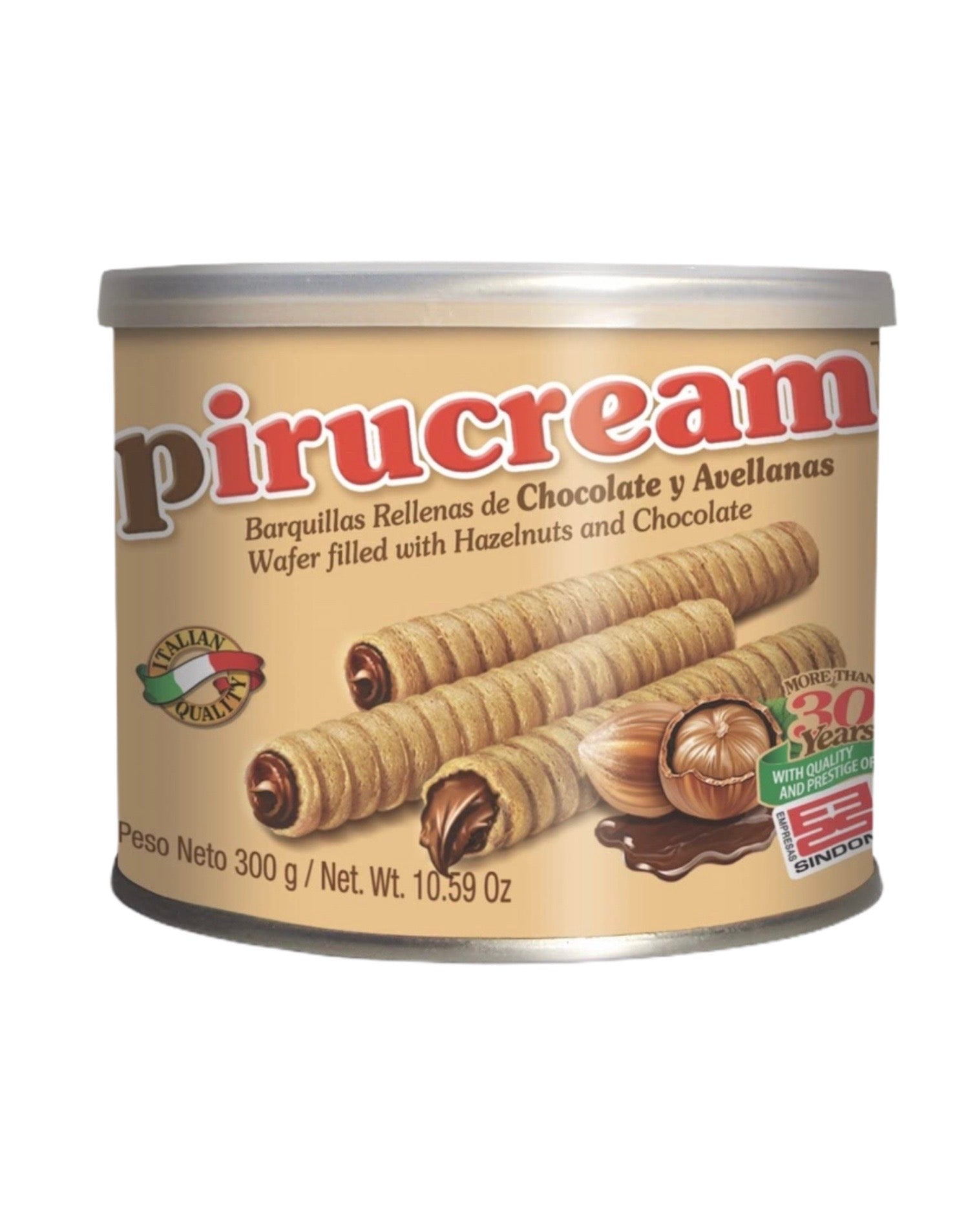 Pirucream Chocolate 300 Grs