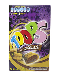 Toops Chocolate - 7.8 oz / 220 g