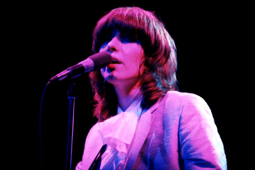 Chrissie Hynde (The Pretenders)