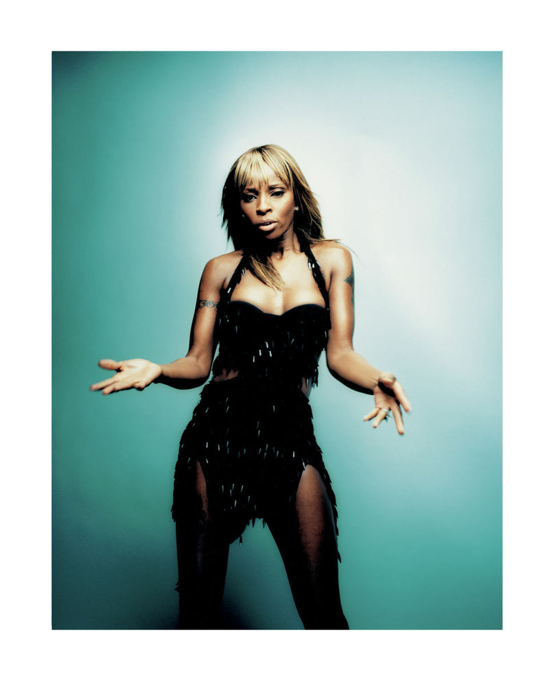 Load image into Gallery viewer, Mary J Blige