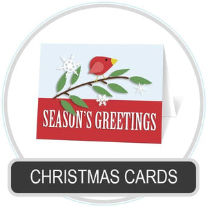 Christmas Cards online at Artistically Invited