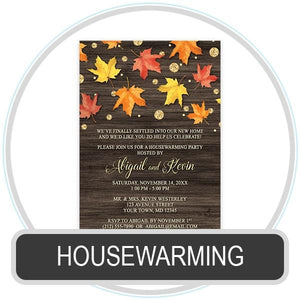 Housewarming Invitations online at Artistically Invited