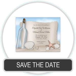 Save the Date Cards online at Artistically Invited