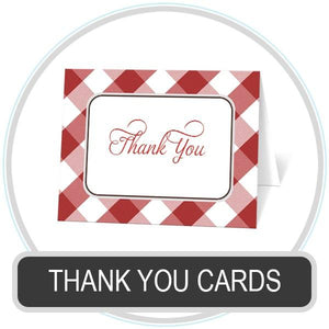 Thank You Cards online at Artistically Invited