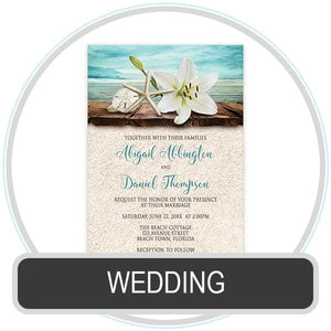 Wedding Invitations online at Artistically Invited