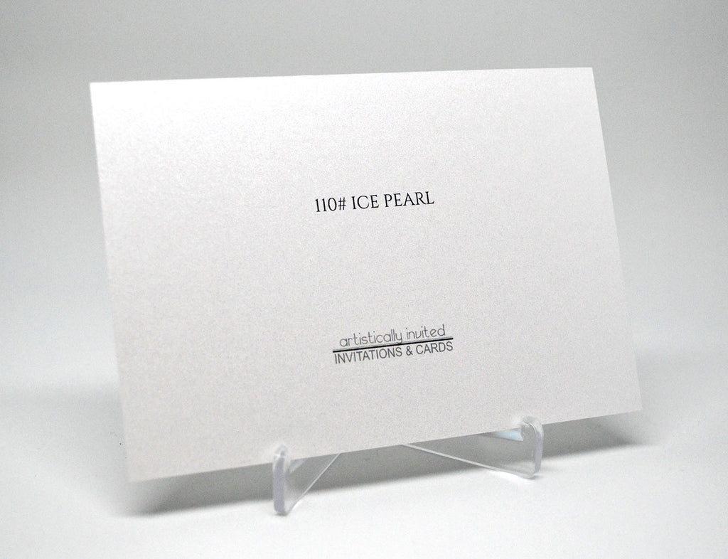 110# Ice Pearl at Artistically Invited
