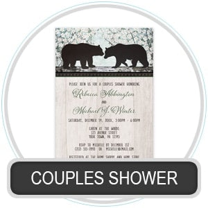 Couples Shower Invitations