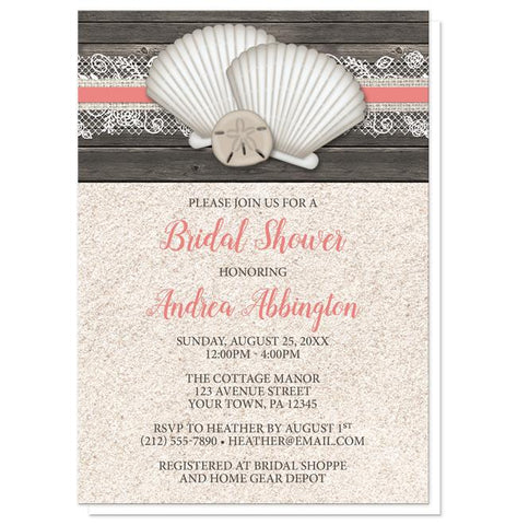 Shop for Bridal Shower Invitations online at Artistically Invited