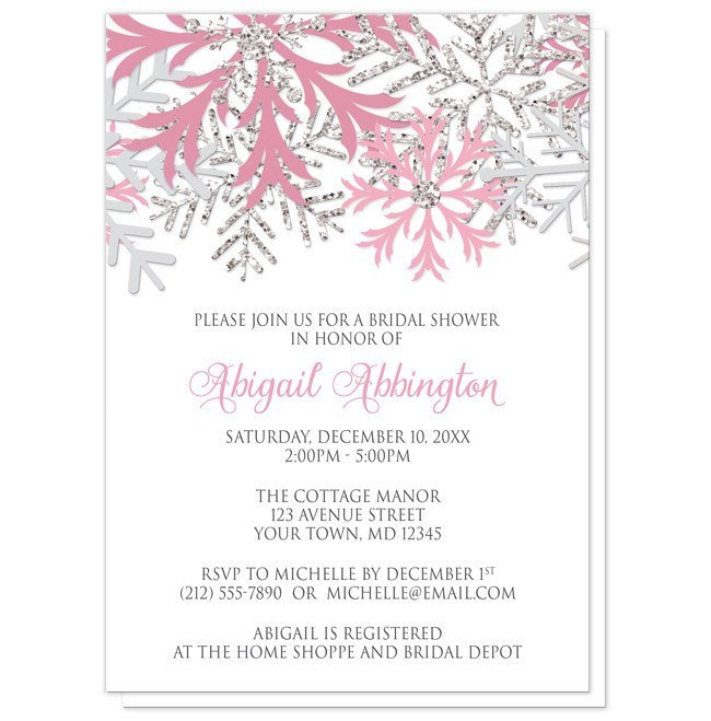 Shop for bridal shower invitations online at artistically invited filmwisefo Images