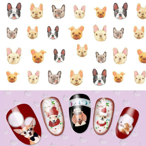 4-Sheet Nail Art Sticker
