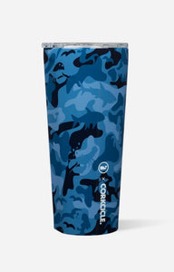 Corkcicle x Vineyard Vines Blue Camo Tumbler