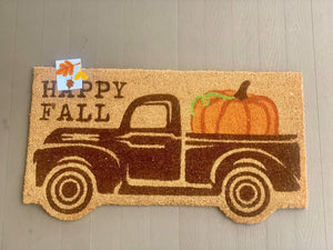 Mudpie Happy Fall Rug