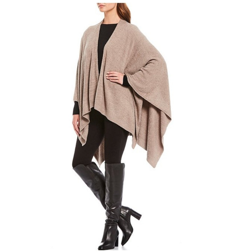 Barefoot Dreams Cozylite Weekend Wraps- Driftwood Taupe