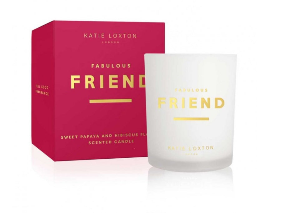 Katie Loxton Friend Candle