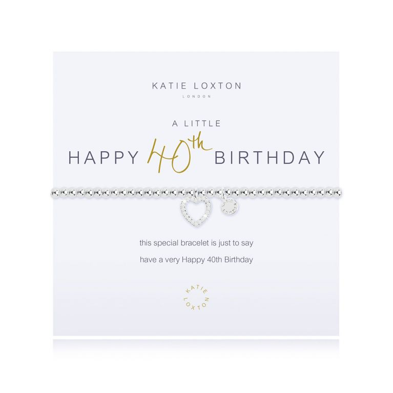 Katie Loxton 40 Birthday Little