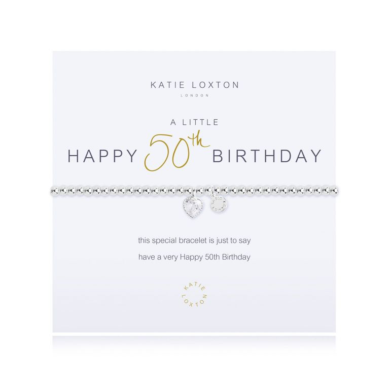 Katie Loxton 50 Birthday Little