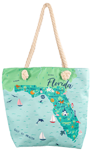 Simply Southern FL Tote