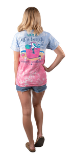 Simply Southern Sea You Tie Dye T Shirt