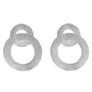 Anna Earrings Silver