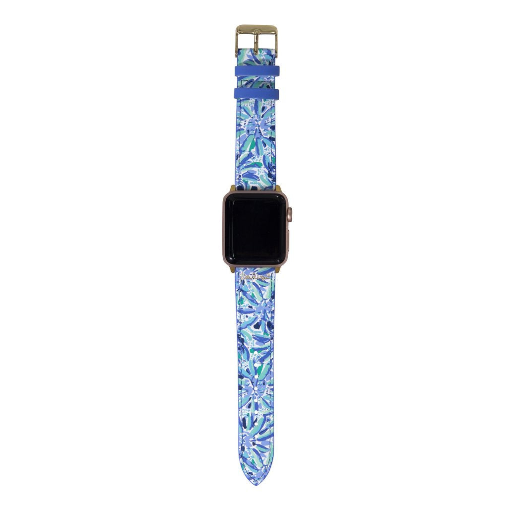 Lilly Pulitzer Apple Watch Band in High Maintenance