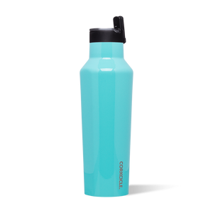 Corkcicle 20 OZ Sport Canteen in Turquoise
