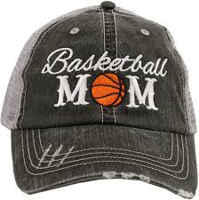 Basketball Mom Hat
