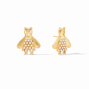 Julie Vos Bee Luxe Earrings