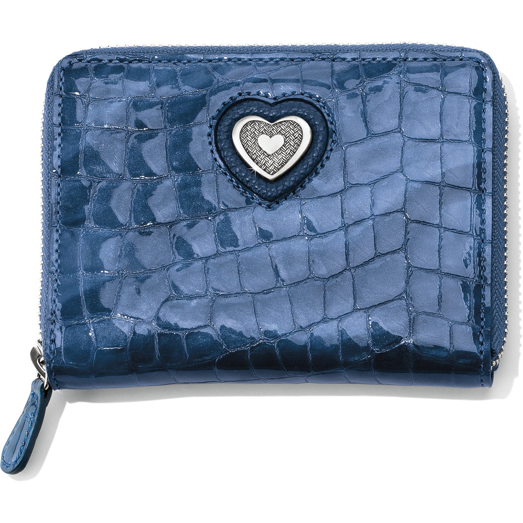 Brighton Bellissimo Medium Heart Wallet