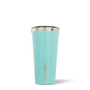 Corkcicle 16 oz Tumbler in Turquoise