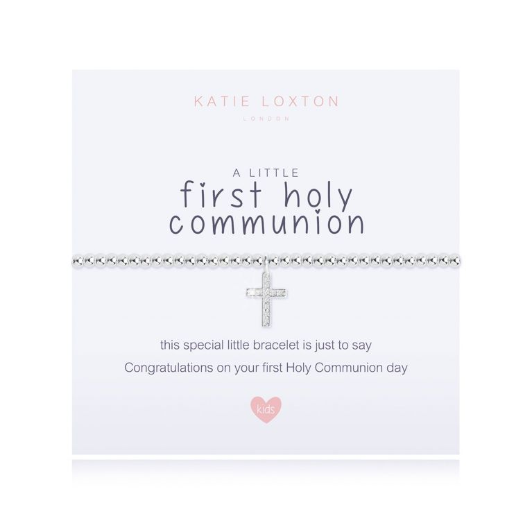 Katie Loxton Kids Holy Communion Bracelet