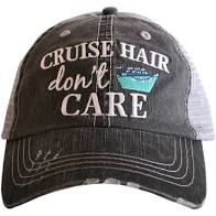 Cruise Hair Don't Care Hat