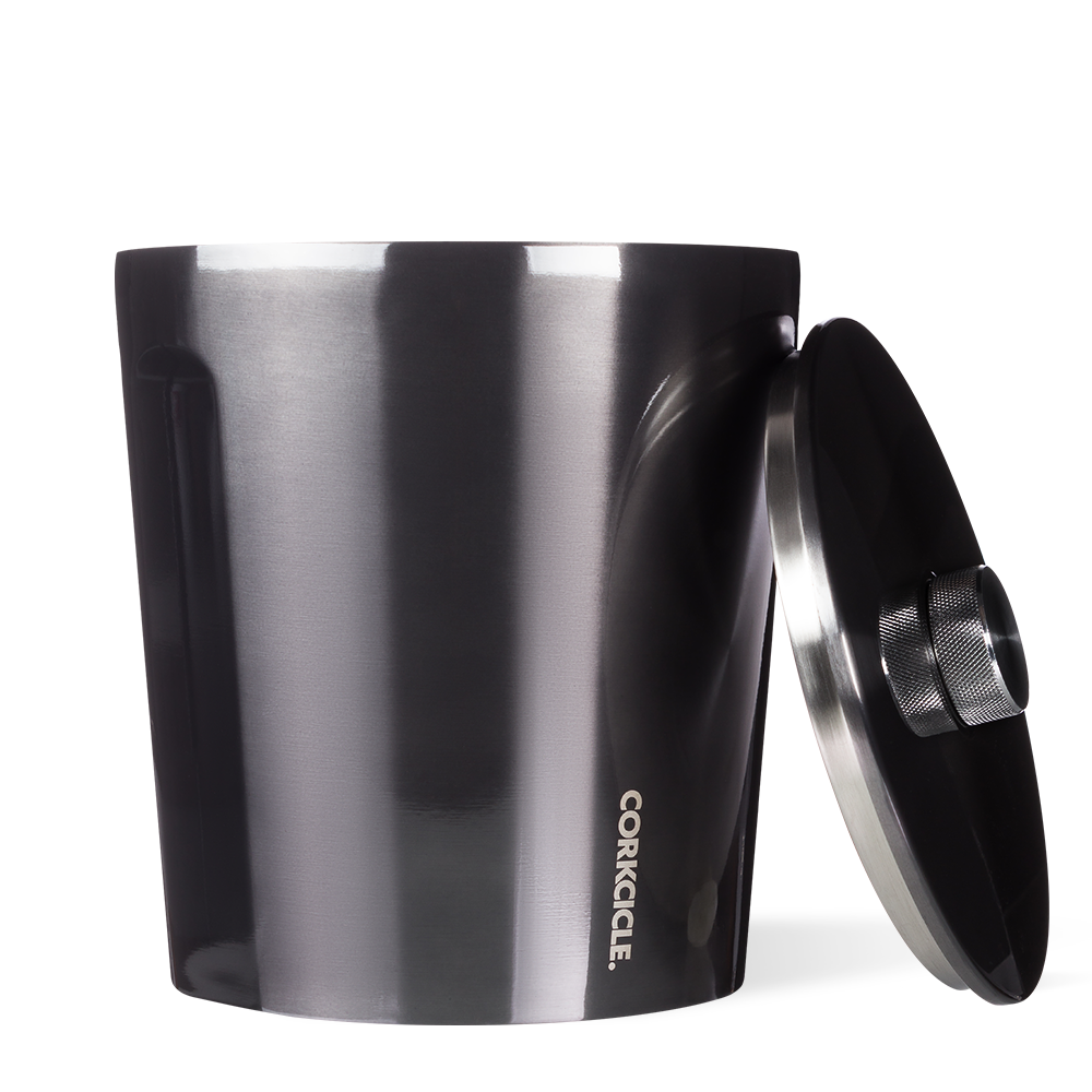 Corkcicle Ice Bucket in Gunmetal