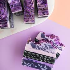 Finchberry Soap in Grapes of Bath