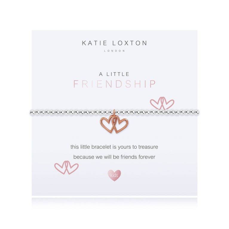 Katie Loxton Kids A Little Friendship Bracelet