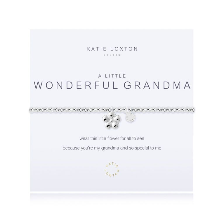Katie Loxton Wonderful Grandma Little