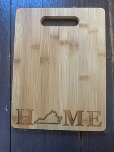 Home Medium Bamboo Board