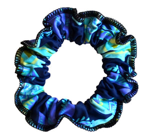 Vinca Hair Scrunchie