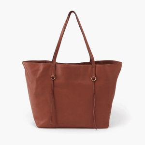 Hobo Kingston Toffee Leather Tote