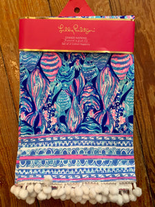 Lilly Pulitzer Set of 2 Dinner Napkins