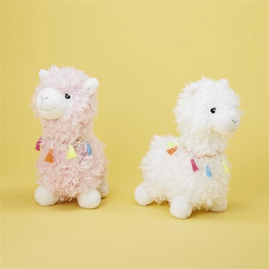Stuffed Animal Llama